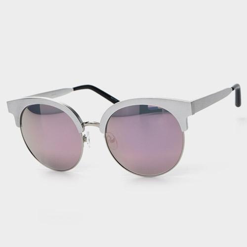 [린다페로우선글라스] MW160 C1 (Pink Mirror) 핑크미러 (LINDA FARROW x MATTHEW WILLIAMSON)