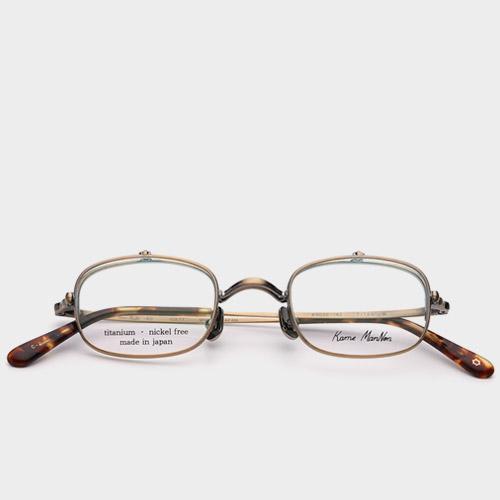 [가메만넨안경] KMN60 C2 플립 선글라스 (Kame ManNen) (렌즈추가증정)