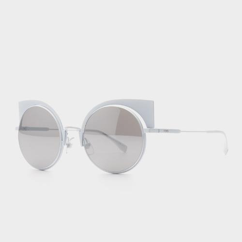 [펜디선글라스] FF0177S DMVSS (Silver Mirror) 실버미러 (FENDI)