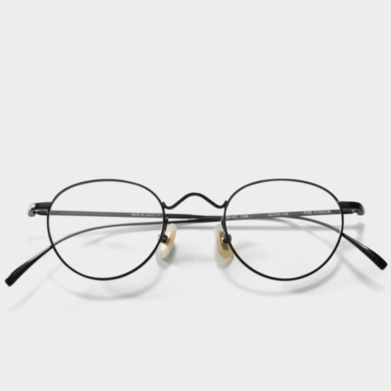 가네코옵티컬(金子眼鏡) 금자안경 KV47L IPBK