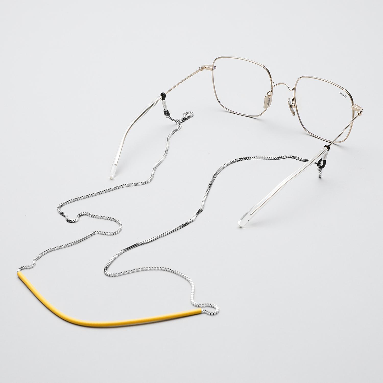 페이크미 스트랩 STRAP MT YELLOW 옐로우 안경줄