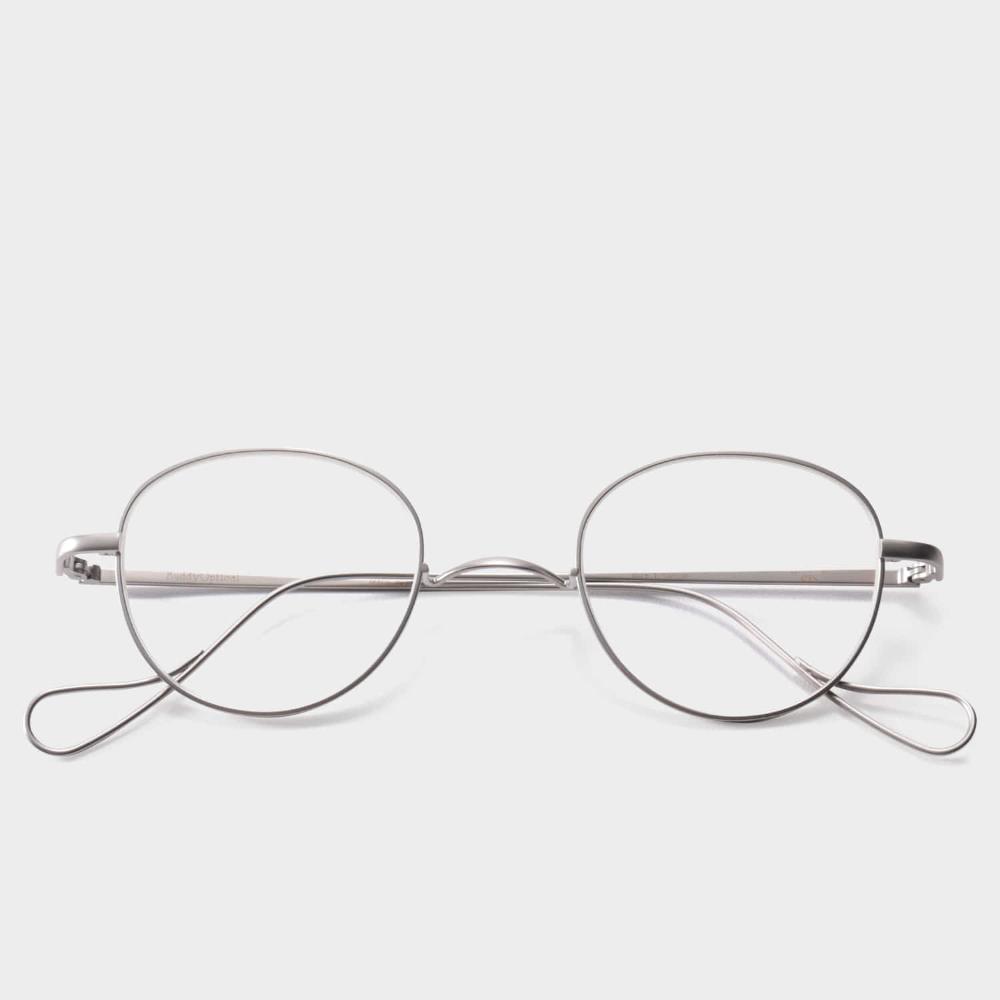 [버디옵티컬안경] eis MATTE SILVER (Buddy Optical)