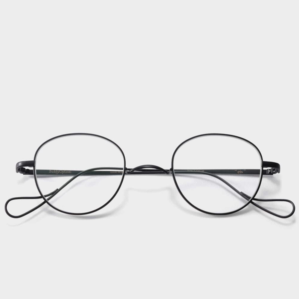 [버디옵티컬안경] eis MATTE BLACK (Buddy Optical)