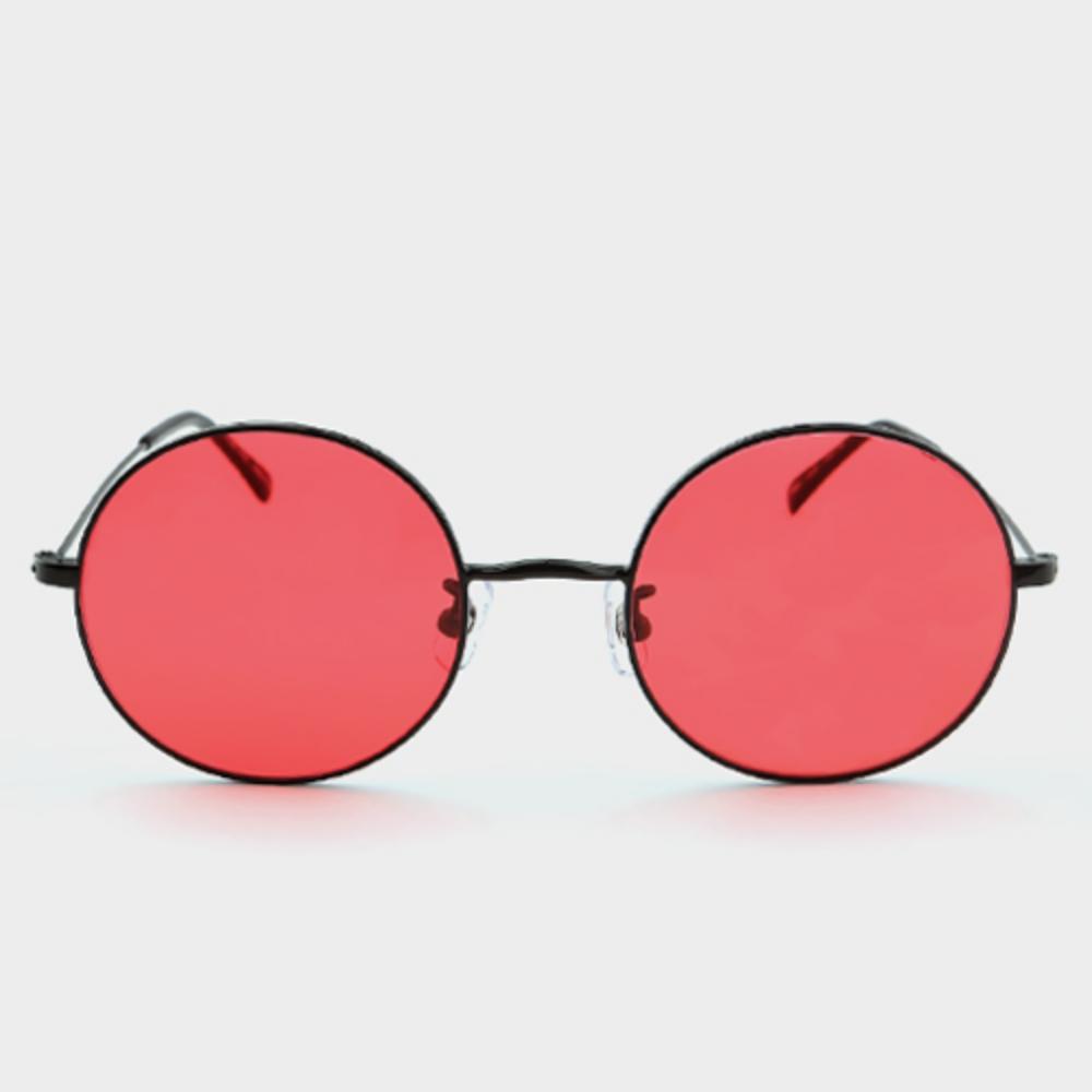 더블러버스 POWDER BLACK RED (Red Tint Lens)