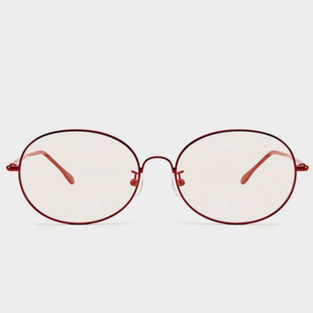 더블러버스 VROOM VROOM ALL RED (Red Tint Lens)