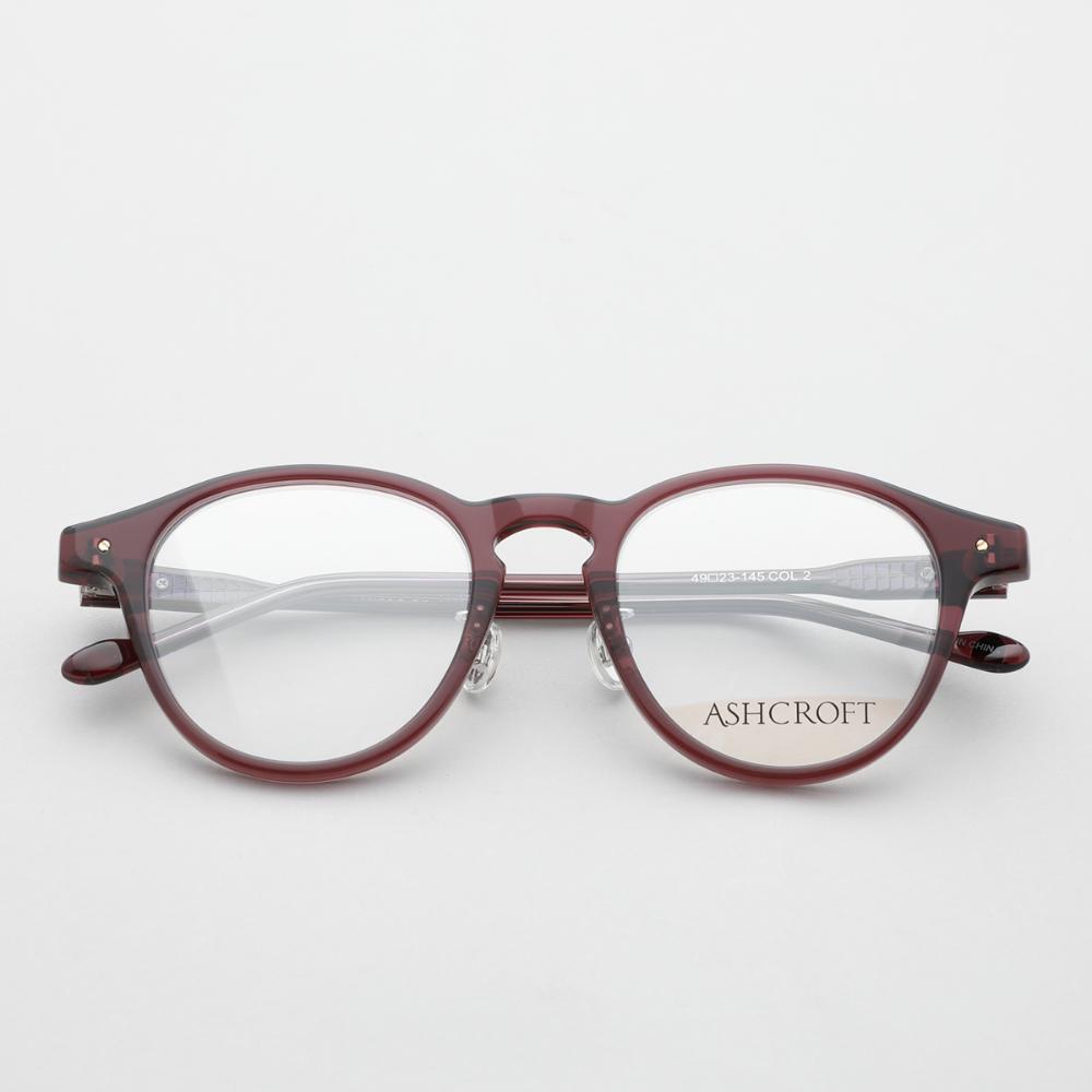 애쉬크로프트 안경 드골 De Gaulle C2 여자 가벼운 뿔테