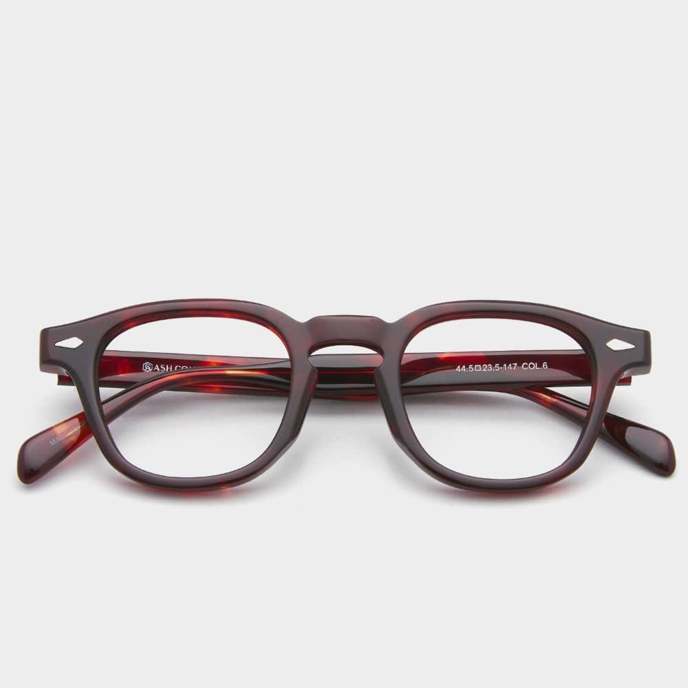 애쉬컴팩트 안경 타르 Tar C6 Red Tortoise (44)