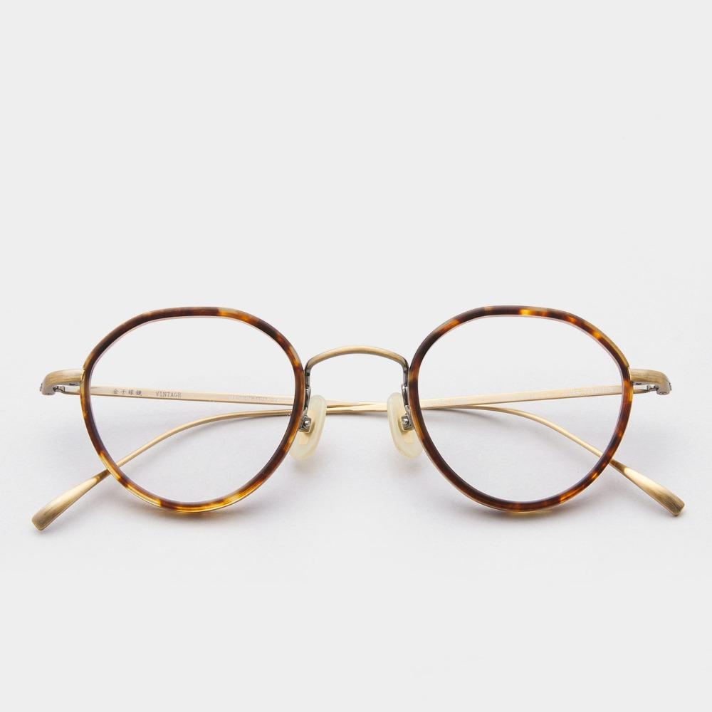 가네코옵티컬 금자안경 KV115L DEMI 퓨어 티타늄 안경 KANEKO OPTICAL