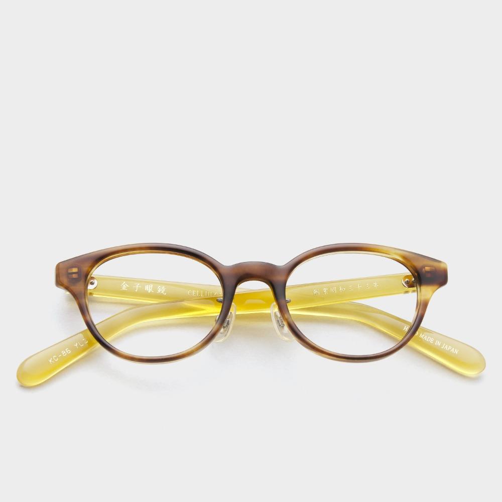 가네코옵티컬 금자안경 KC86 YLS 셀룰로이드 안경 KANEKO OPTICAL
