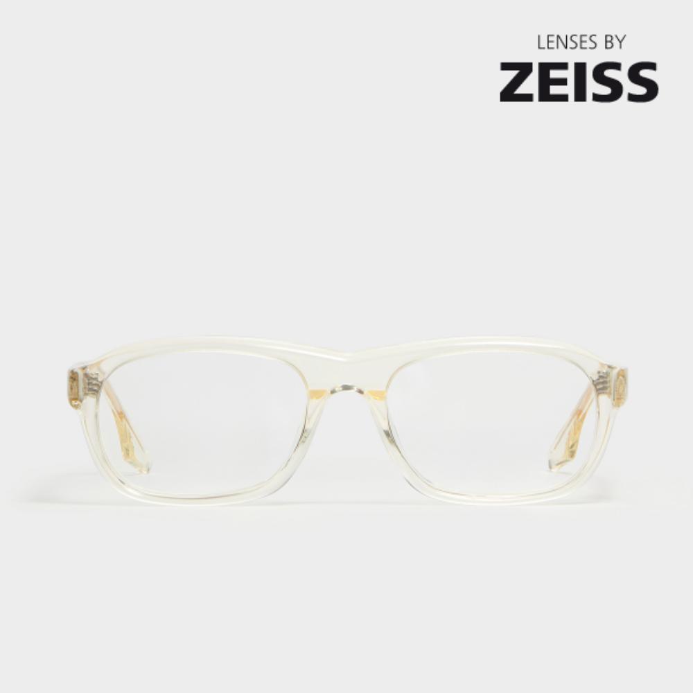 젠틀몬스터 안경 페블 C2 남자 여자 에비에이터 뿔테 블루라이트차단안경