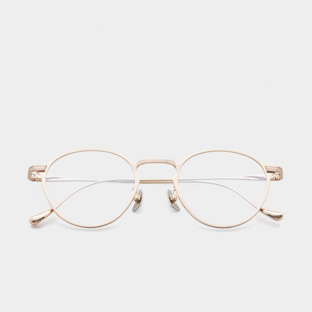 어크루 안경 믹 ATRG 원형 메탈 티타늄 안경테
