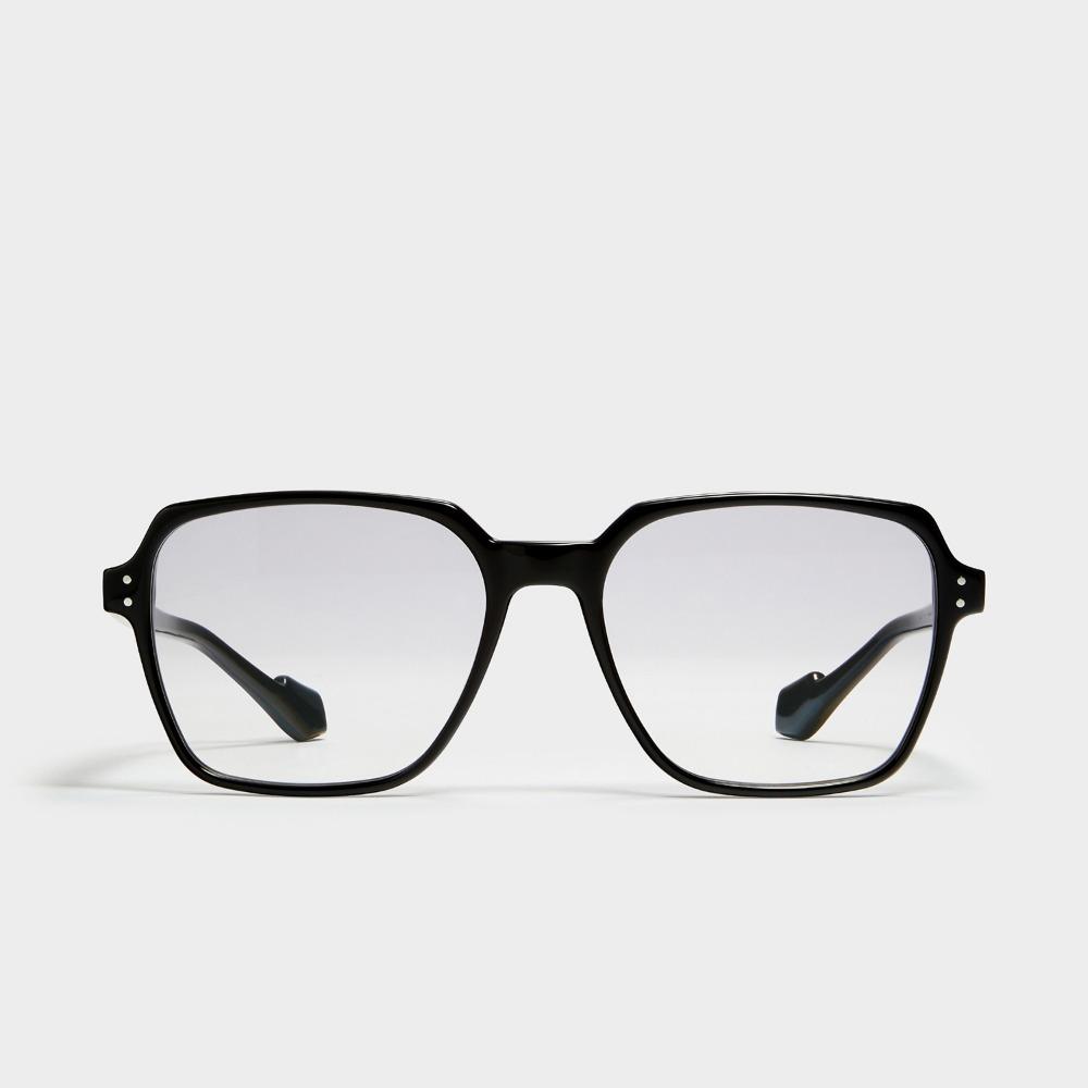 젠틀몬스터 만투 01 G 사각 뿔테 선글라스