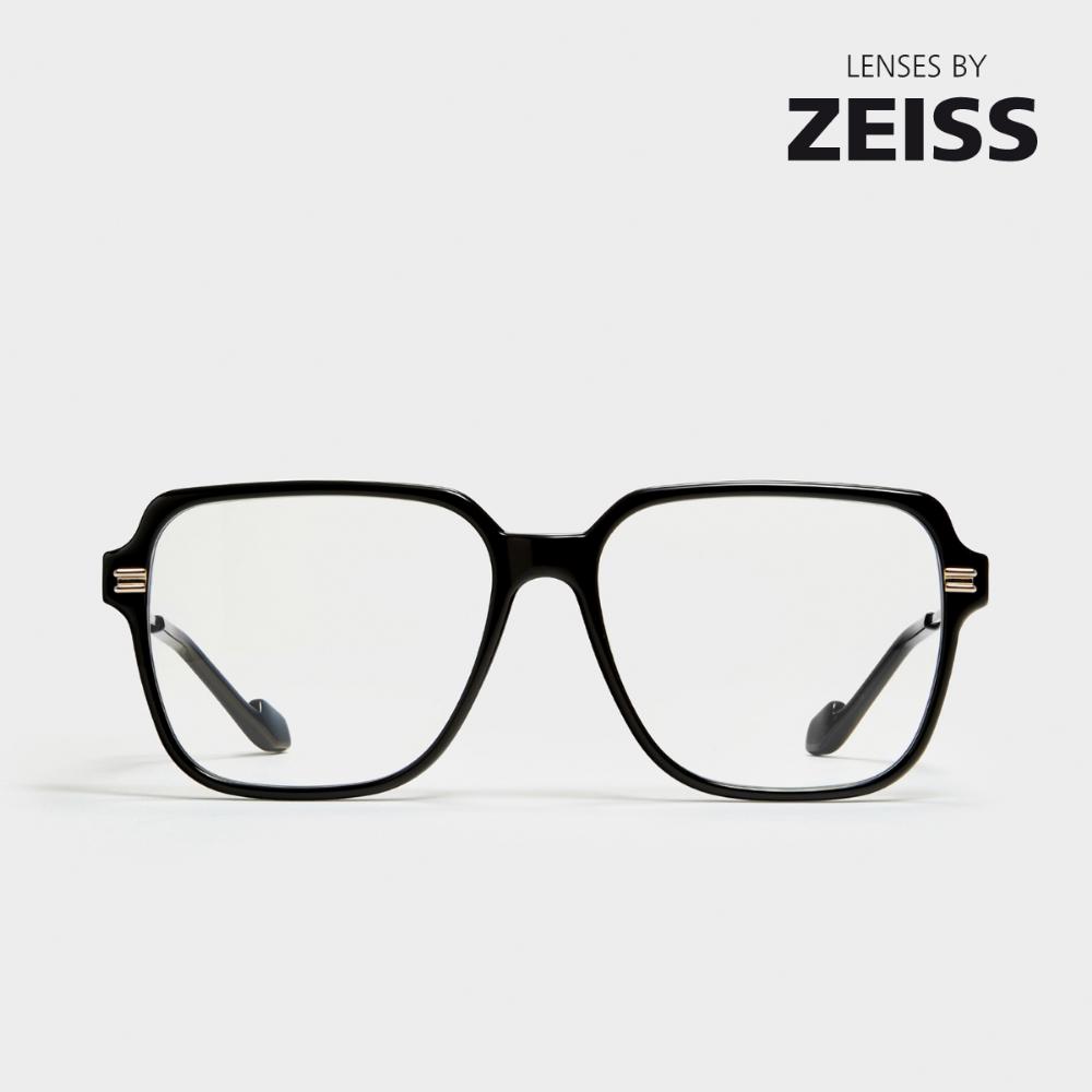 젠틀몬스터 제프 01 사각 뿔테 안경