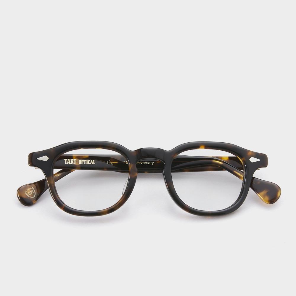 타르트옵티컬 안경 ARH A10 데미 브라운 44사이즈 10주년 기념 모델