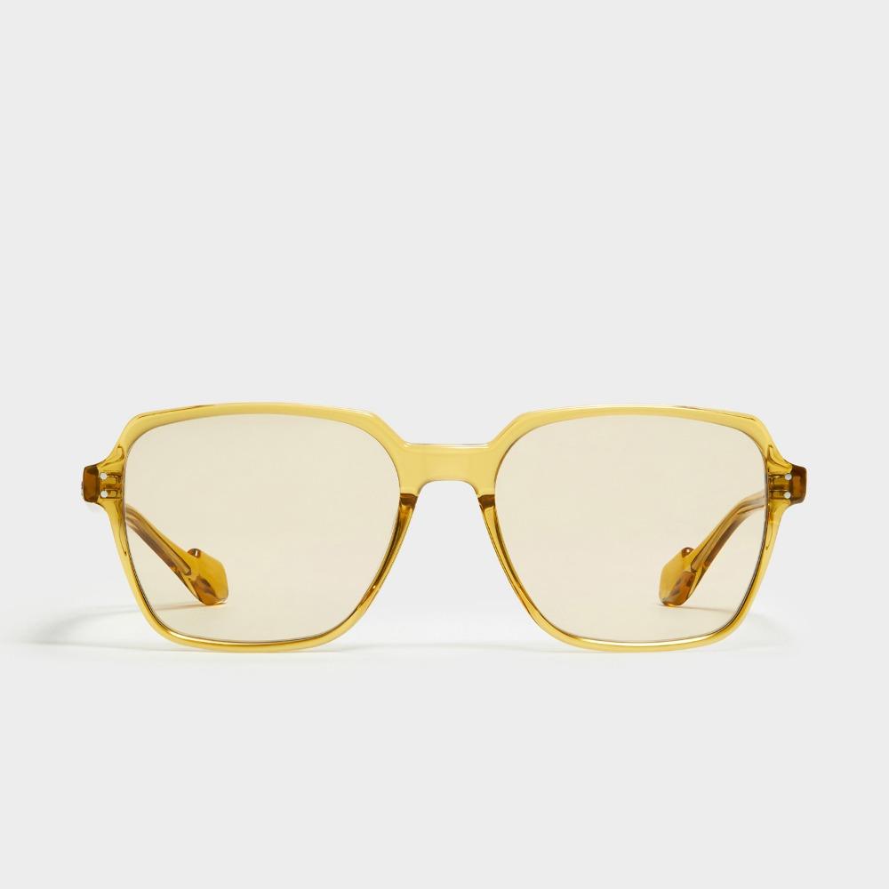 젠틀몬스터 만투 OL2 사각 뿔테 선글라스