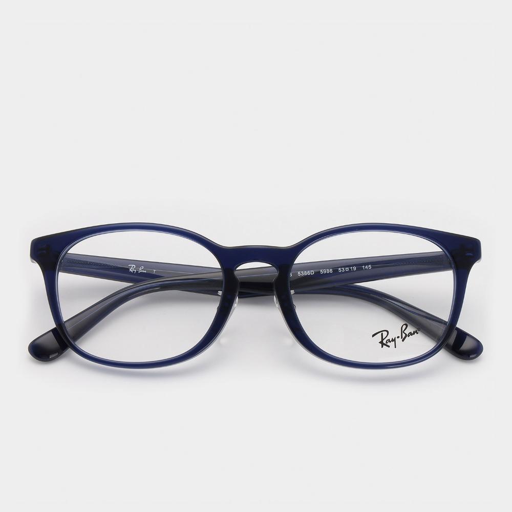 레이벤 안경 RB5386D 5986 53사이즈 Ray-Ban