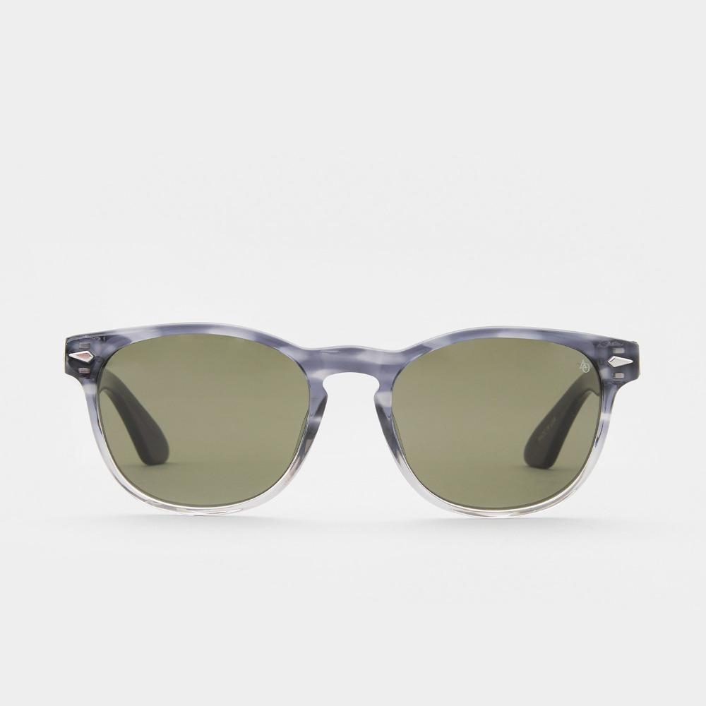 아메리칸옵티컬 선글라스 AO1004 Gray Demi Fade (Green Lens) (51) American Optical 예약중