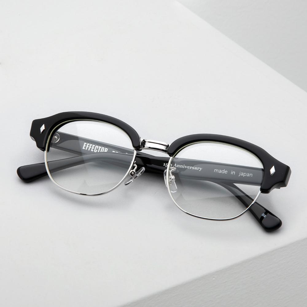 이펙터 안경 리드 REED BK EFFECTOR 15th Anniversary Model