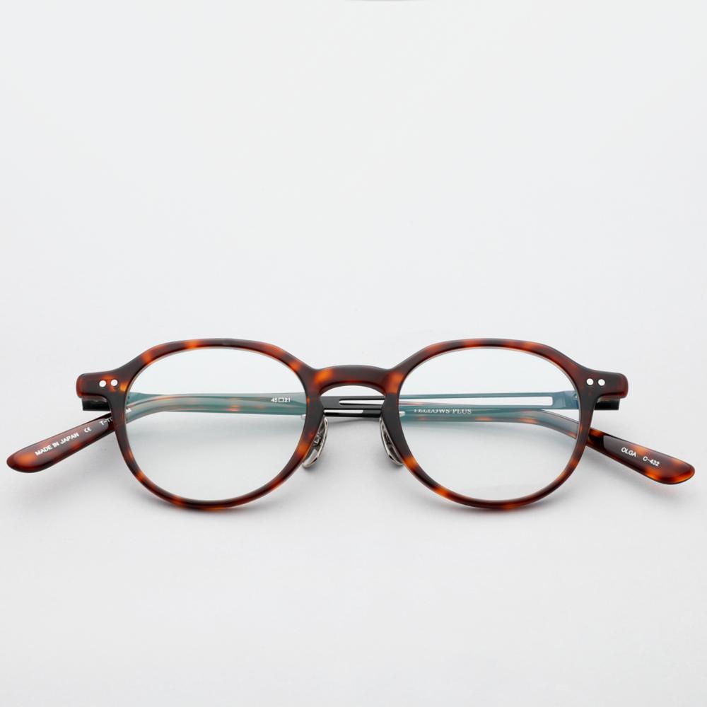 옐로우즈플러스 안경 올가 OLGA C432 YELLOWS PLUS