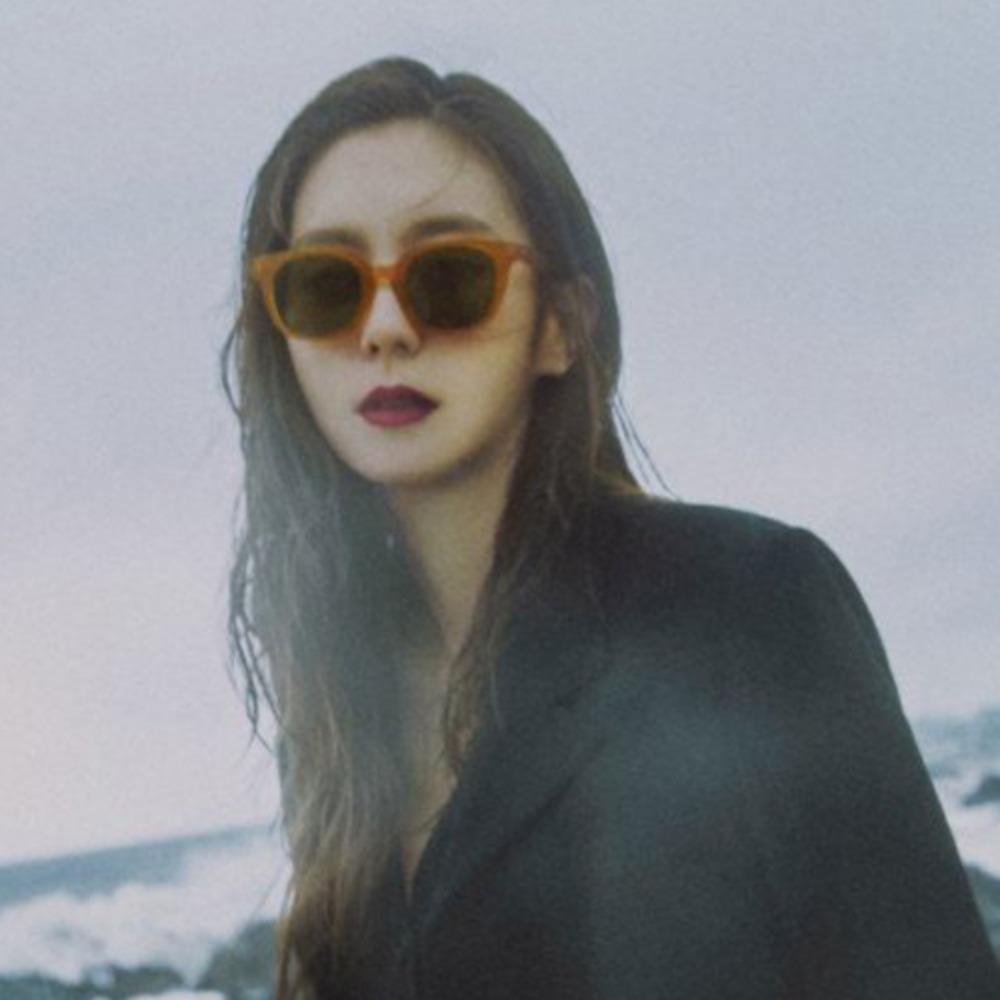 전참시 유이 퍼블릭비컨 윌로우 C3 차정원 호박 여자 선글라스
