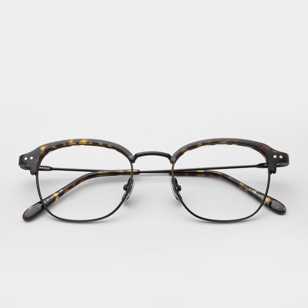 옐로우즈플러스 안경 커크 KIRK C494BK YELLOWS PLUS