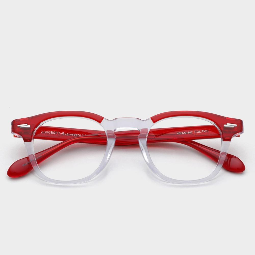 애쉬크로프트 긴즈버그 패치워크 Ginsberg 46 PW3 RED CLEAR