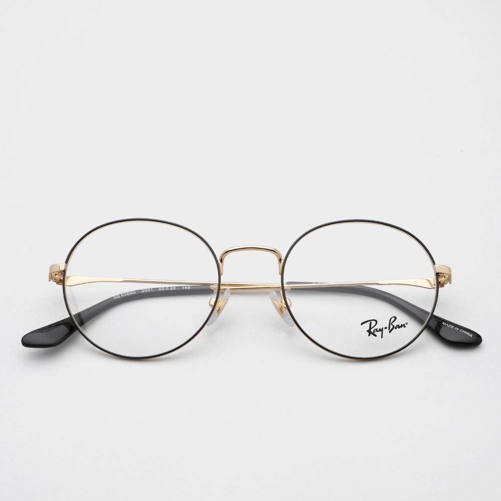 레이벤 안경 RB6369D 2991 (50)