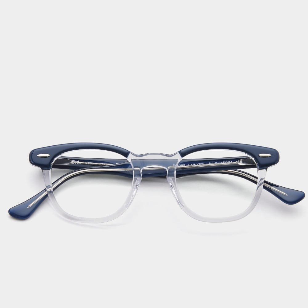 레이벤 안경 RB5398 HAWKEYE 8110 호크아이 45사이즈 RAY-BAN