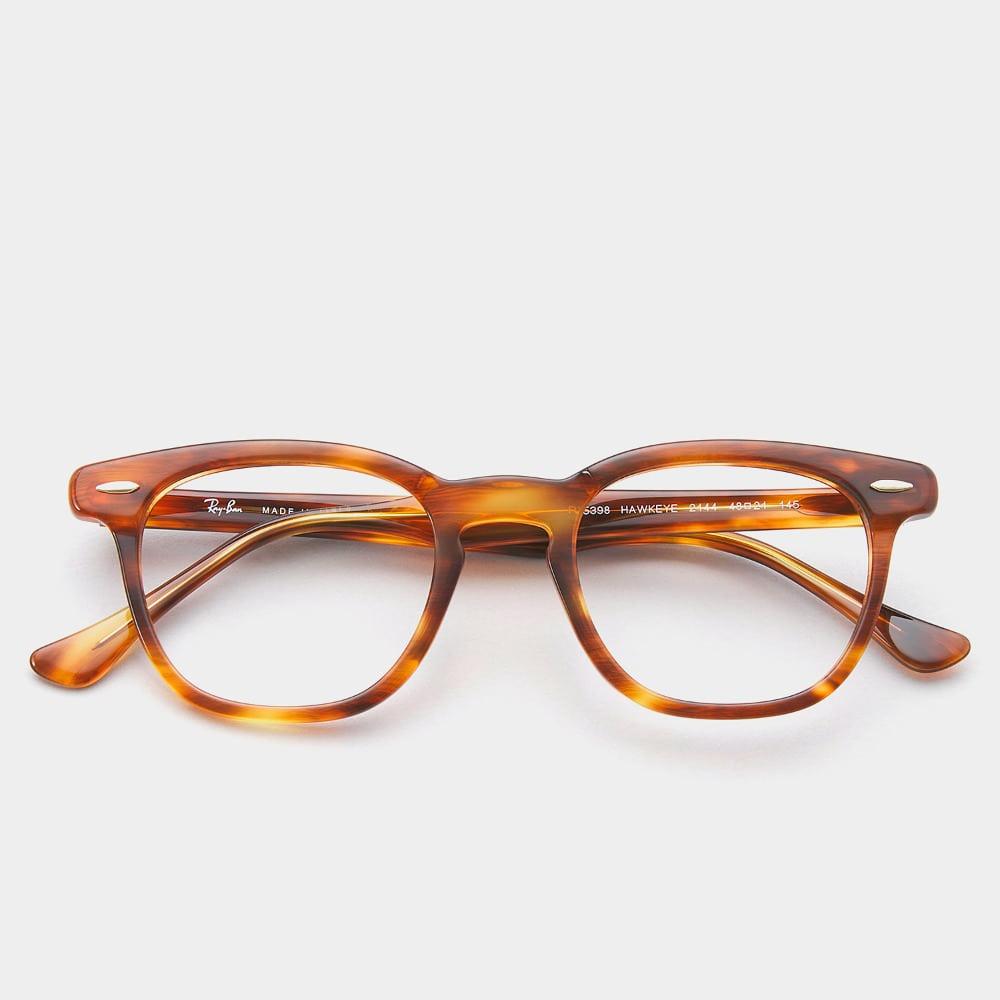 레이벤 안경 RB5398 HAWKEYE 2144 호크아이 48사이즈 RAY-BAN