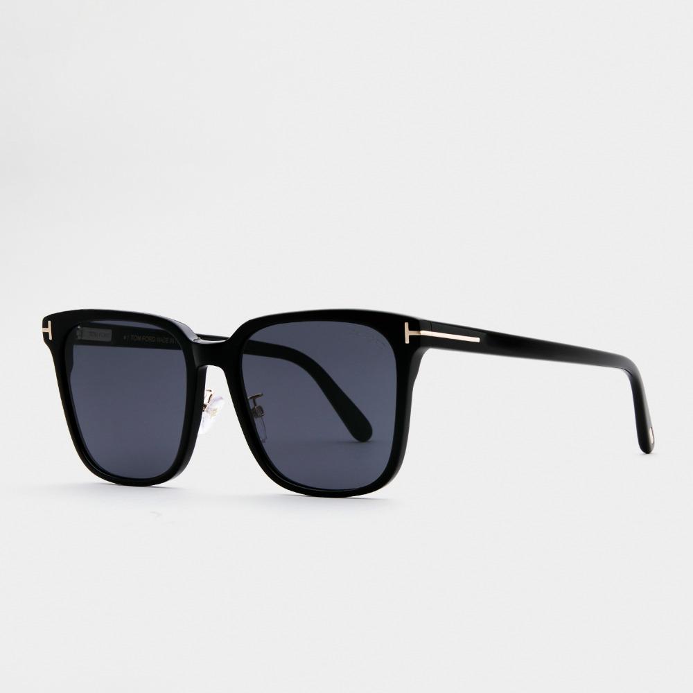 톰포드 선글라스 TF891K 01A명품  남자 블랙 뿔테 사각 여자선글라스