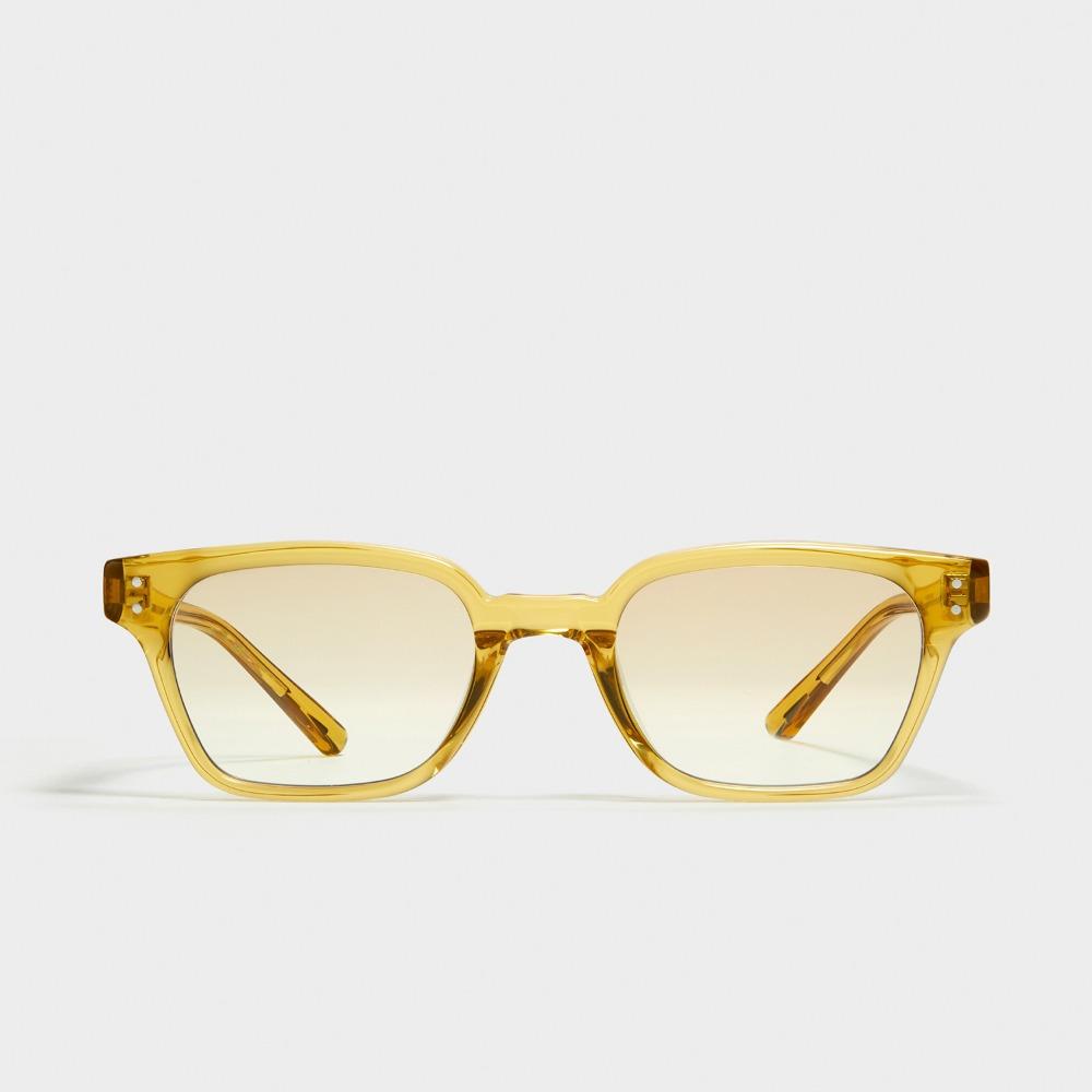 젠틀몬스터 르로이 OL2 직사각 뿔테 선글라스
