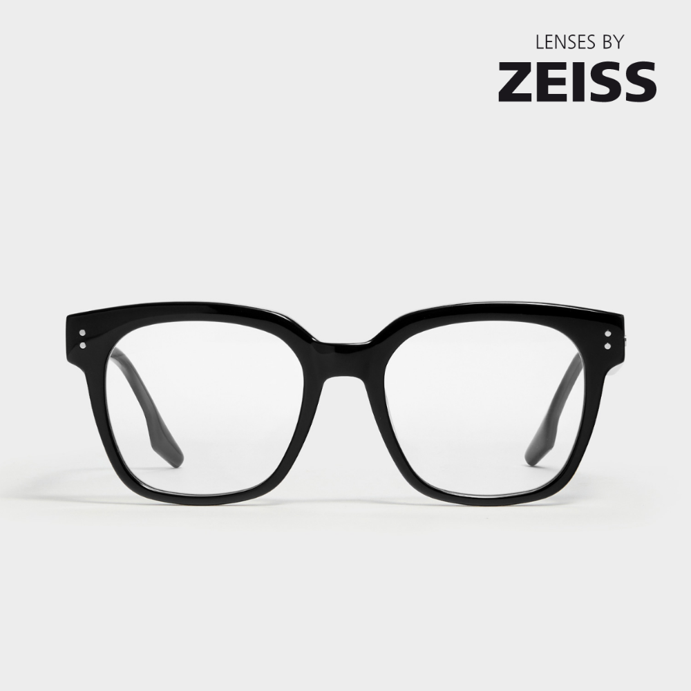 젠틀몬스터 우나씨 N 01 사각 오버사이즈 뿔테 안경