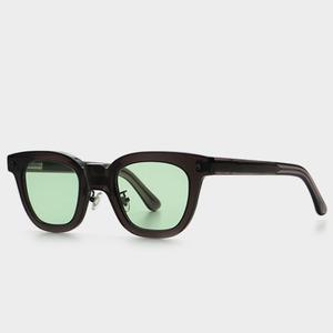 [하이칼라선글라스] 오프스프링 OFFSPRING C1 (Green Tint Lens) 그린틴트렌즈 색안경 (Highcollar)   / (자이언티 착용) LIMITED EDITION