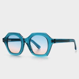 [하이칼라선글라스] 쉐임페인 SHAME PAIN C3 (Blue Pink Tint Lens) 블루핑크틴트렌즈 색안경 (Highcollar)   / (킬라그램 착용)