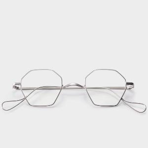 [버디옵티컬안경] ais MATTE SILVER (Buddy Optical)