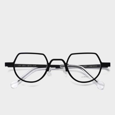 [진저아이웨어] 워커즈러버 WORKERS LOVER BLACK 안경 (GINGER EYEWEAR)