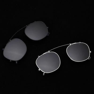 애쉬크로프트 안경 긴즈버그 클립 클립온 선글라스