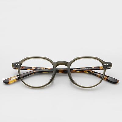옐로우즈플러스 안경 나디아 NADIA C6 YELLOWS PLUS