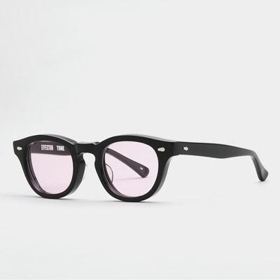 이펙터 선글라스 톤 TONE BK 핑크틴트렌즈 EFFECTOR