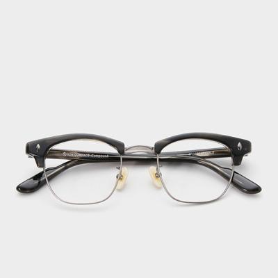 애쉬컴팩트 안경 컴파운드 COL 02 가벼운 사각 안경테 ASHCOMPACT