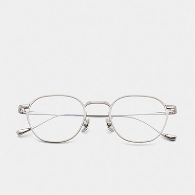 어크루 안경 보위 SV 가벼운 남자 사각 안경테