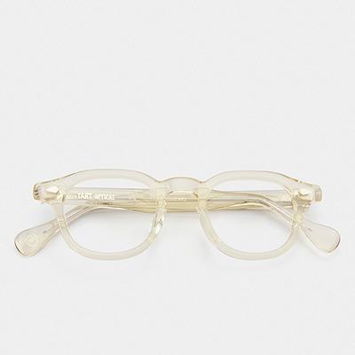 타르트옵티컬 안경 ARH A3 옐로우 크리스탈 44사이즈 10주년 기념 모델