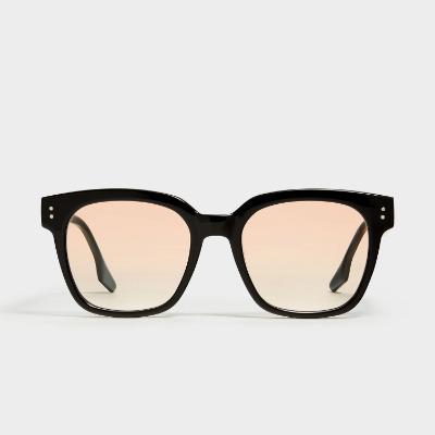 젠틀몬스터 우나씨 N 01 OR 사각 오버사이즈 뿔테 선글라스