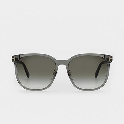 톰포드 선글라스 TF801K 20B 59사이즈 사각 뿔테 남자 여자 선글라스