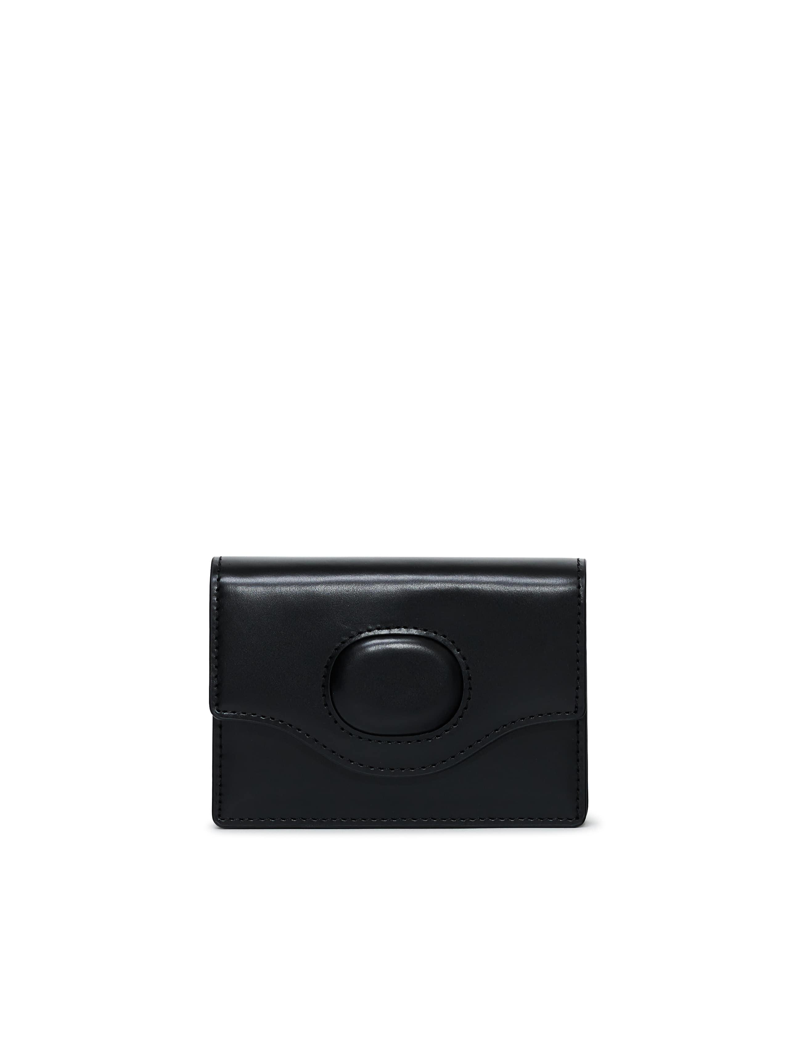 EGGSHELL CARD WALLET_BLACK [재입고 6/14 순차배송]