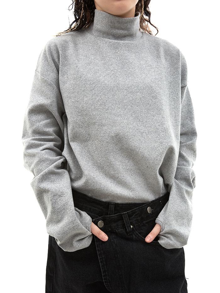 half neck warmer T (3 color)