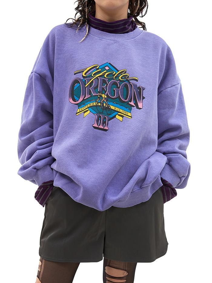 cycle nappiing sweatshirts (3 color)