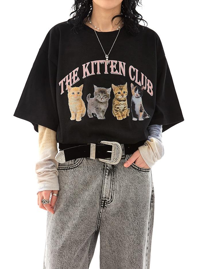 kitten 1/2 T (3 color)