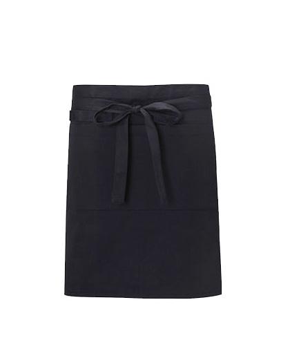 waist medium apron dark grey #AA1314