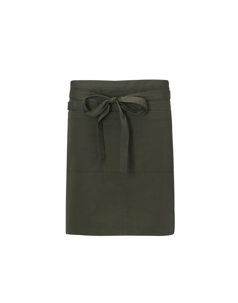 waist medium apron Khaki #AA1316